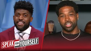 Wings at Magic City are amazing, talk Clippers' title chances —Tristan Thompson | SPEAK FOR YOURSELF