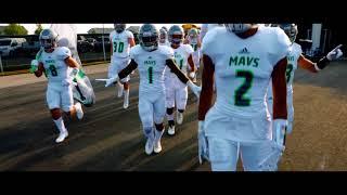 High School Football Highlights - Mavericks vs Rocky Varsity 2018