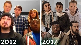 PENTATONIX - Music Evolution