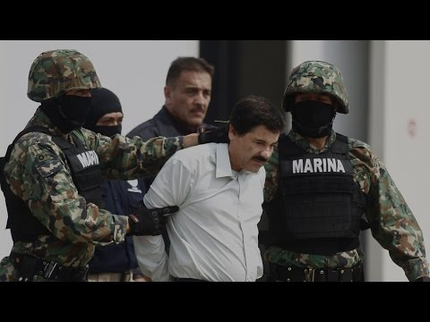 The life of Mexican drug lord 'El Chapo'