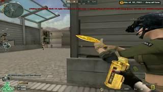 Crossfire : Bí Kíp Làm Bá Chủ Trạm Phát Sóng Bằng Sniper | Đột Kích | Huy Hai Huoc