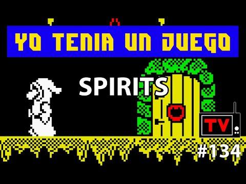 Yo Tenía Un Juego TV #134 - Spirits (ZX Spectrum)