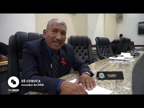 Entrevista com o vereador Zé Curuca