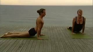 Repeat youtube video Ashtanga Vinyasa Yoga 22 postures - cours complet