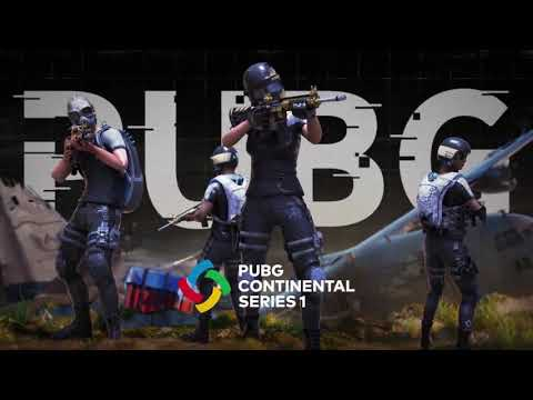 PUBG Continental Series 1 Highlights