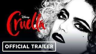Cruella - Official Trailer (2021) Emma Stone
