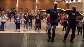 ZORBA Line Dance @ 2014 PETACH TIKVAH, ISRAEL WORKSHOP