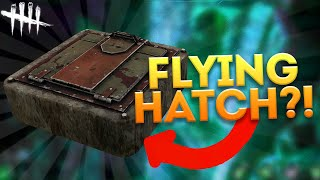 Flying Hatch?! (Dead by Daylight Funny Moments Ep. 195)