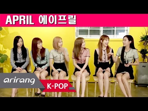 [Pops in Seoul] Falling in APRIL! APRIL(에이프릴) Interview of 'Oh! My Mistake(예쁜 게 죄)'