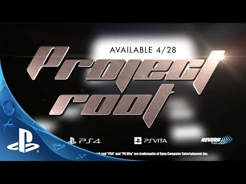 Project Root Trailer