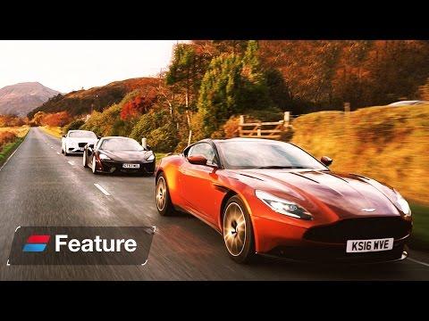 Aston Martin DB11 vs Bentley Continental GT vs McLaren 570 GT: What is the best British GT car?