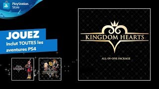 Kingdom hearts 2i all-in-one package :  bande-annonce