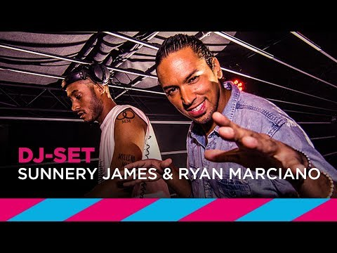Sunnery James & Ryan Marciano (DJ-set LIVE @ ADE)   SLAM!