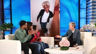 Ellen's 12 Days Surprise for the Dixon Family