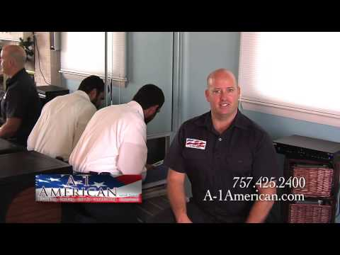 A-1 American Plumbing Heating & AC - Hampton Roads Pro2Go