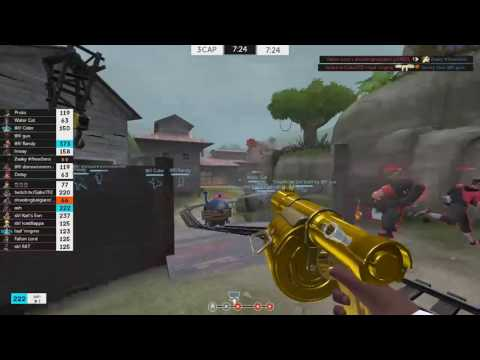 UGC Gold Match - The Wittmen vs Shooting Blanks on pl_borneo with Ender, Paals and Metawe