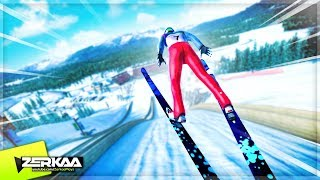 I Found a WINTER OLYMPICS Game! (Vancouver 2010)