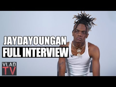 Jaydayoungan on NBA Youngboy, Lean, Walking Out on Interview (Full Interview)