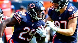 Bears RB Tarik Cohen Is Not Jewish But He Has Been Bar Mitzvahed. Sort Of. | The Rich Eisen Show