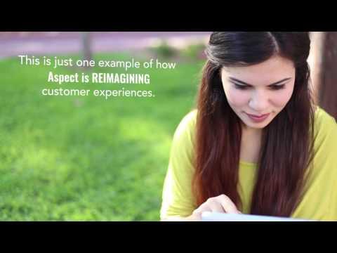 Aspect Customer Service Reimagined