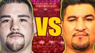 Andy Ruiz Jr VS Chris Arreola 2021