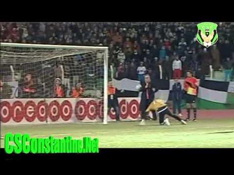 ESS-CSC Coupe d'Algérie : Les tirs aux buts (A3)