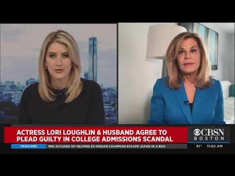 Breaking Down The Lori Loughlin Guilty Plea