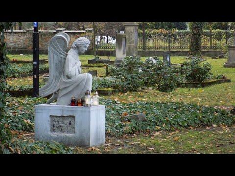 Cmentarz hutniczy w Gliwicach - Górny Śląsk