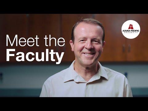Meet the Faculty: David Dyer, Ph.D.
