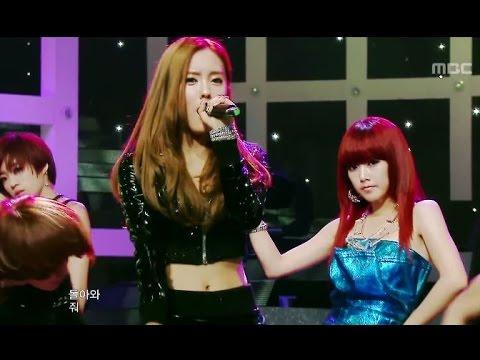 T-ARA&Supernova - T.T.L(Listen2), 티아라&초신성 - 티티엘(리슨2), Music Core 20091024
