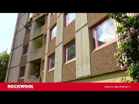 Stjerneblokk blir passivhus med REDAir® FLEX i veggene