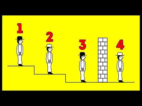 5 Логических Загадок, Над Которыми Придется Поломать Голову