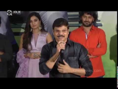 Ninnu Thalachi Movie Trailer Launch By Boyapati Srinu