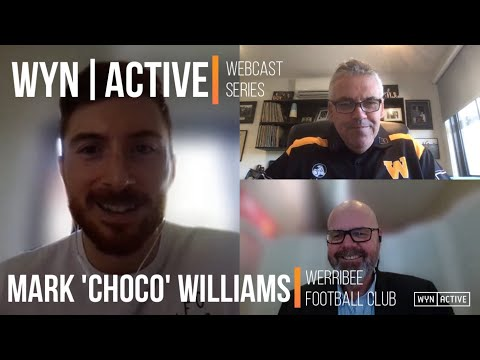 WynActive Webcast - Mark Williams