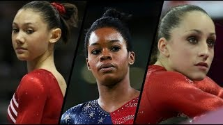 10 Gymnasts Affected by the Two-Per-Country Rule