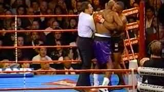 46.Mike Tyson - Evander Holyfield 1