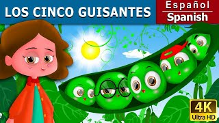 Los Cinco Guisantes   Cuentos para dormir   Cuentos Infantiles   Cuentos De Hadas Españoles