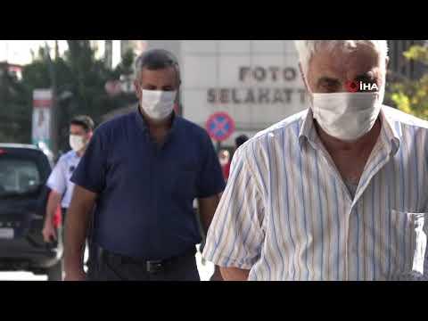 Bakan Koca Uyardı Elazığ'da, Maske Kullanımı Yüzde 100'e Ulaştı