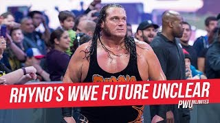 Rhyno Says His Future With WWE Is Unclear