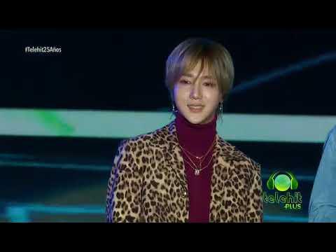 181107 Telehit25Años 텔레힛 시상식 - Super Junior Part1