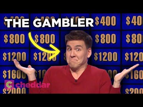 How James Holzhauer Broke Jeopardy - Cheddar Explains