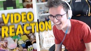 IL VIDEO REACTION PIU' BELLO DELLA VITA