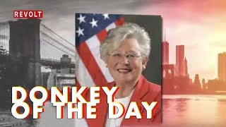 Governor Kay Ivey | Donkey Of The Day