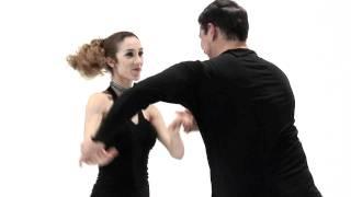 Cumbia Presentación (1/8) - Academia de Baile