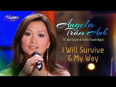 Angela Trâm Anh, Hollie Thanh Ngọc, Vân Quỳnh - My Way (PBN81) & I Will Survive (PBN84)