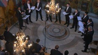 Vocal Group Constantine - Vokalna grupa Constantine - PRVA RUKOVET Stevana Stojanovića Mokranjca