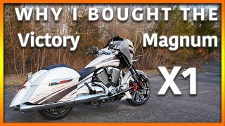 Why I bought the Victory Magnum