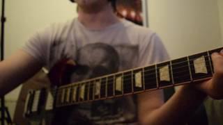 Sabaton - Lost Battalion guitar cover