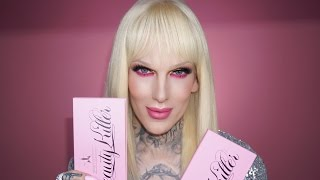 BEAUTY KILLER® EYESHADOW PALETTE REVEAL! | Jeffree Star Cosmetics