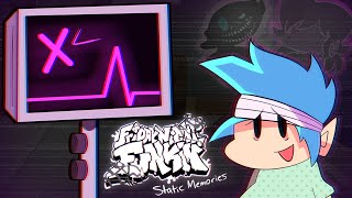 Friday Night Funkin' #14 | FNF' Static Memories - BF in the Hospital?! MODS!